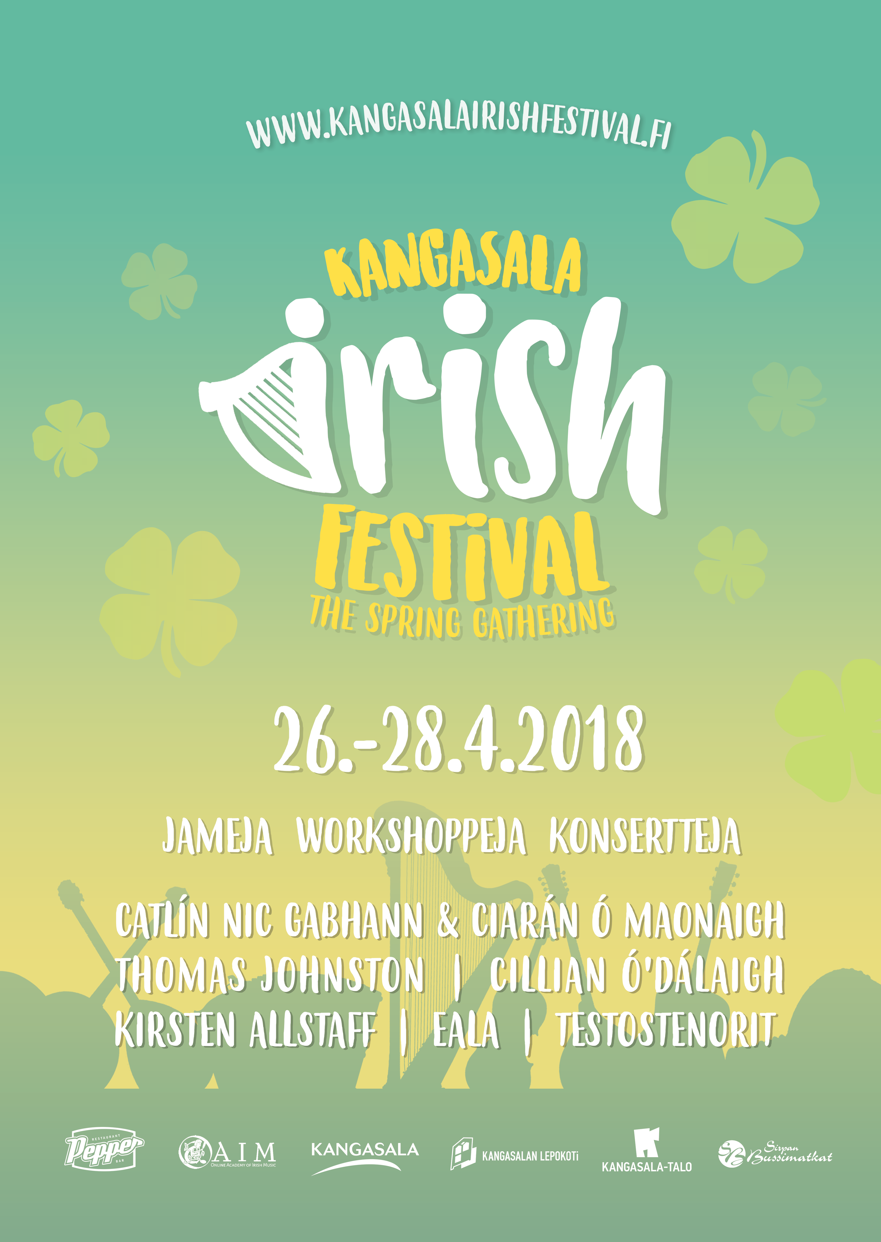 Kangasala Irish Festival